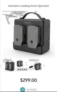 Smatree Portable charging station for Mavic Pro