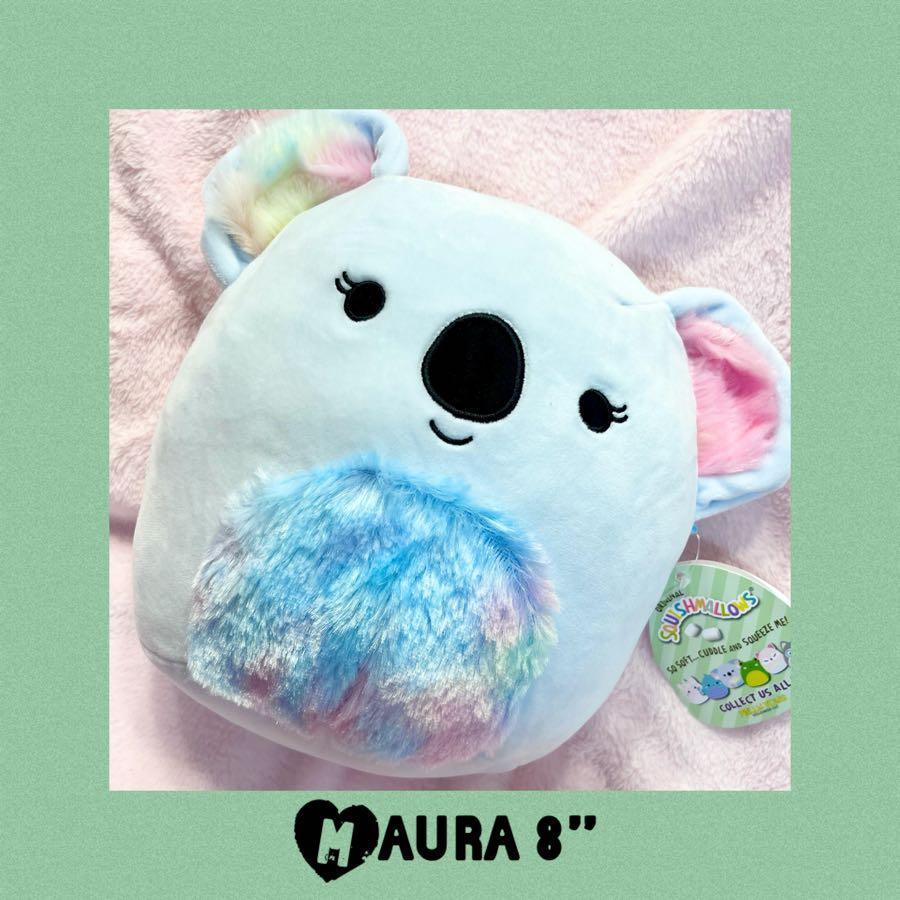 "Spring Maura Squishmallows Koala 8"" Plush 2021 Spring"