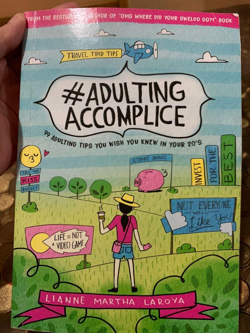 Stock Market and Adulting Accomplice Books