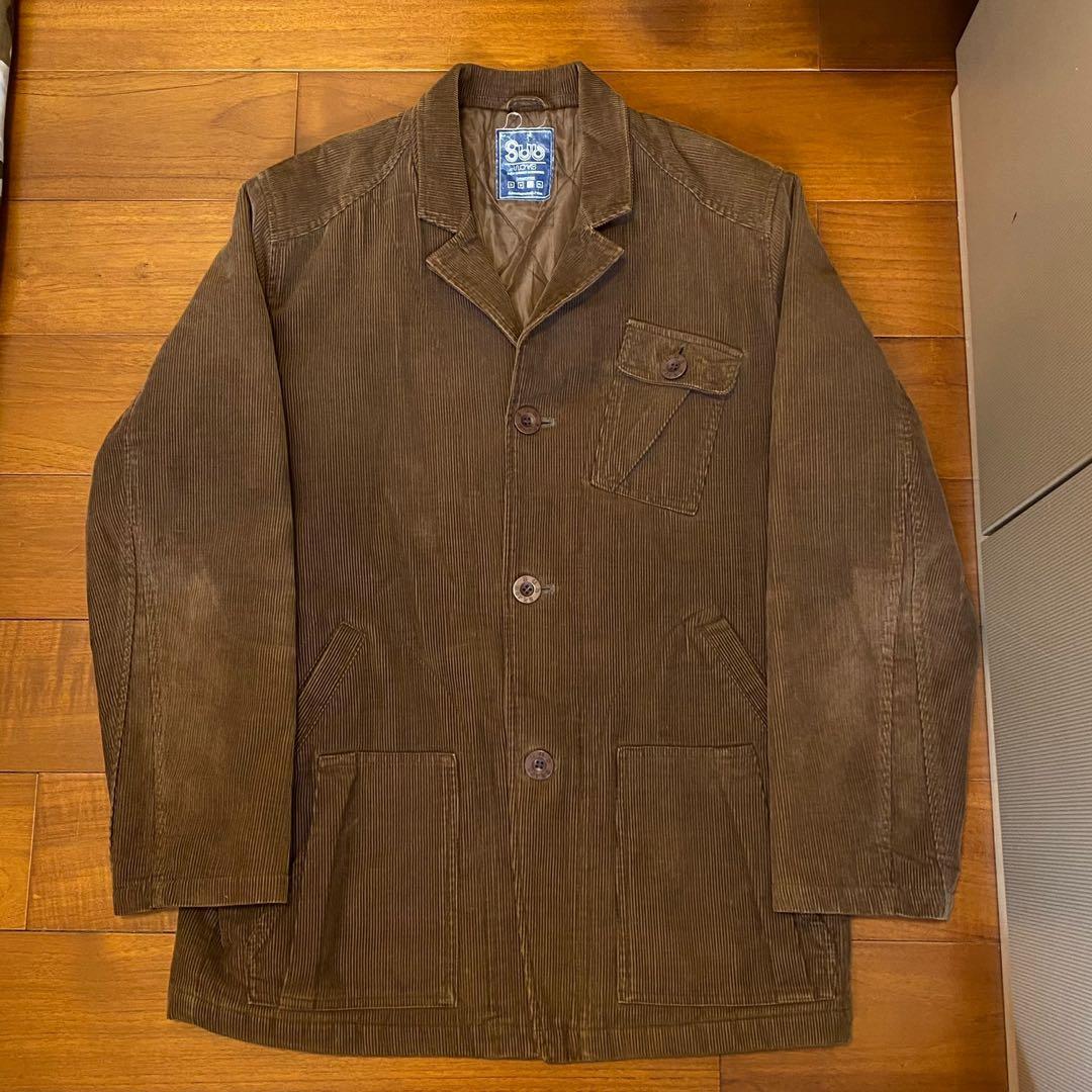 【不藏私】 Subworks 燈芯絨西裝工作外套 工裝 紳裝 美式復古 阿美咔嘰 常春藤必備