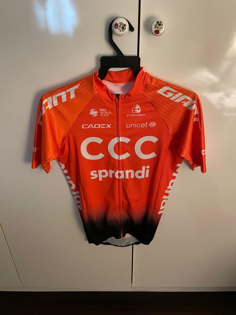 Team CCC Cycling Jersey