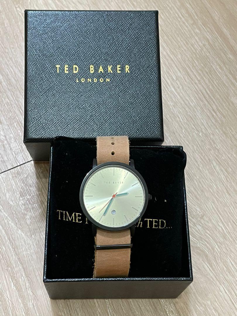 Ted Baker Watch Jam Tangan Pria Diameter 3.5cm