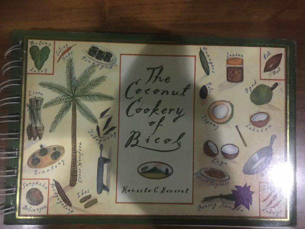 The Coconut Cookery of Bicol