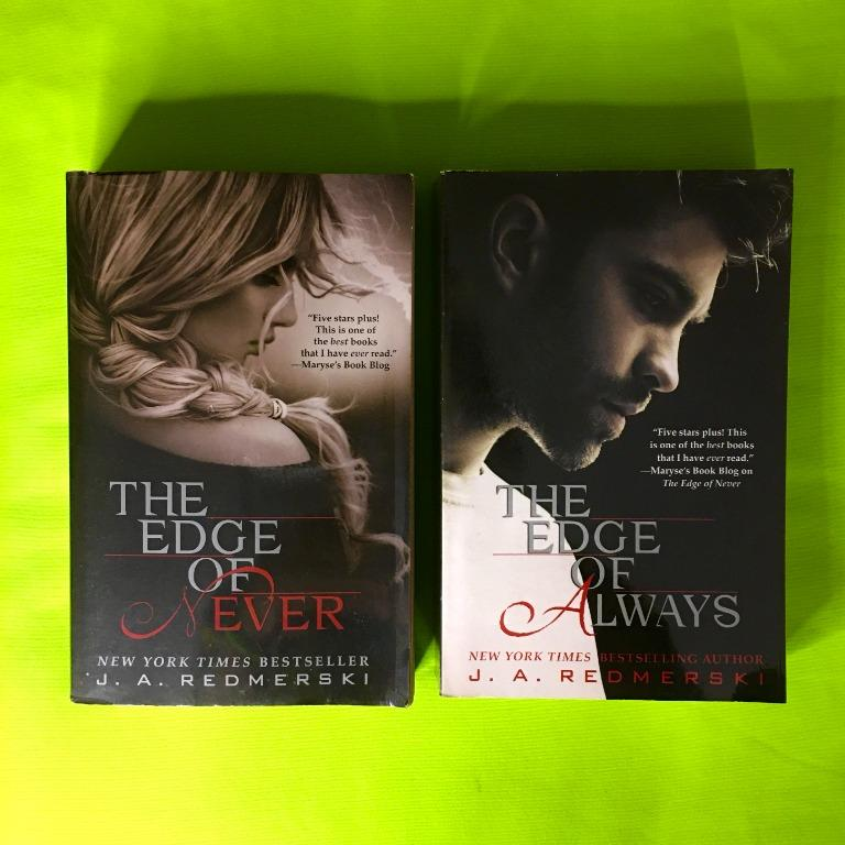 The Edge of Never & The Edge of Always (Paperback)