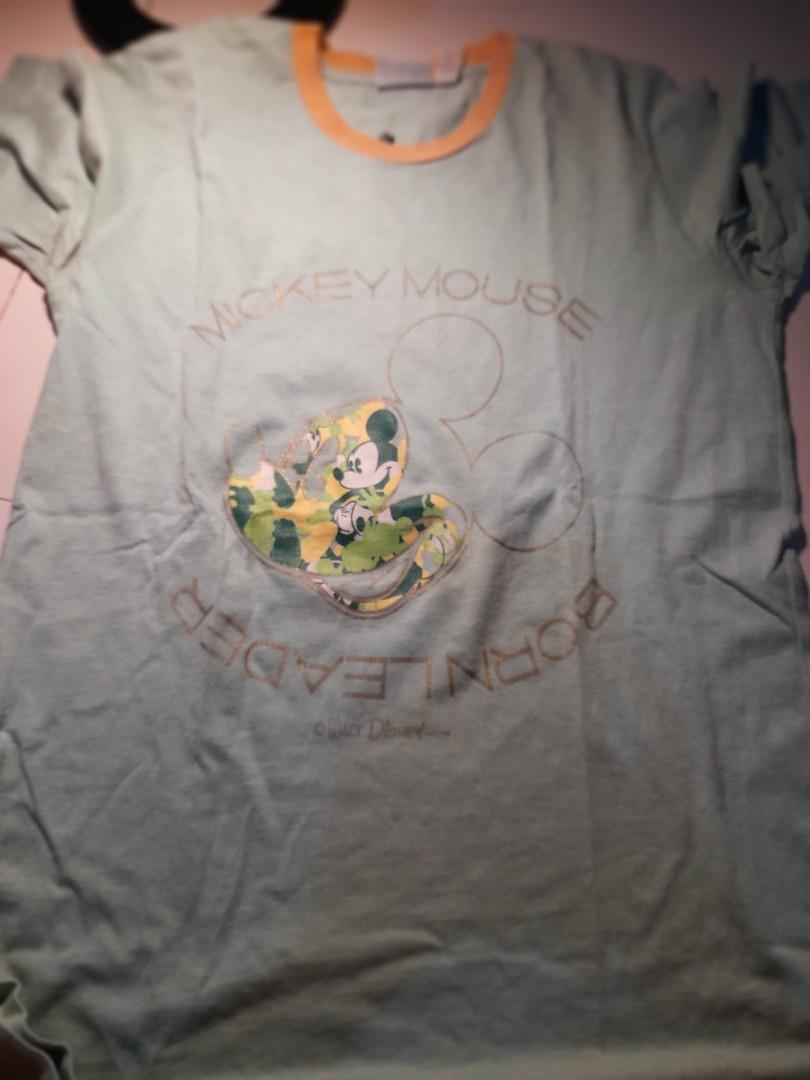 Tshirt Mickey Mouse Original