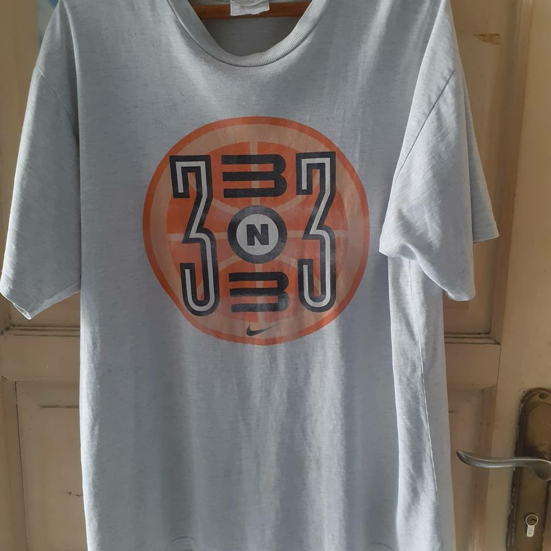 Tshirt Nike vintage 3on3