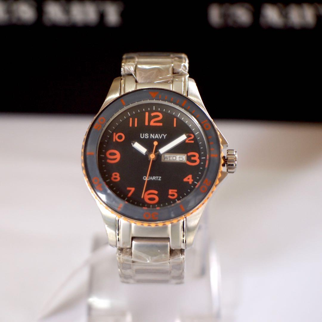 US NAVY  63243 MA Stainless Steel