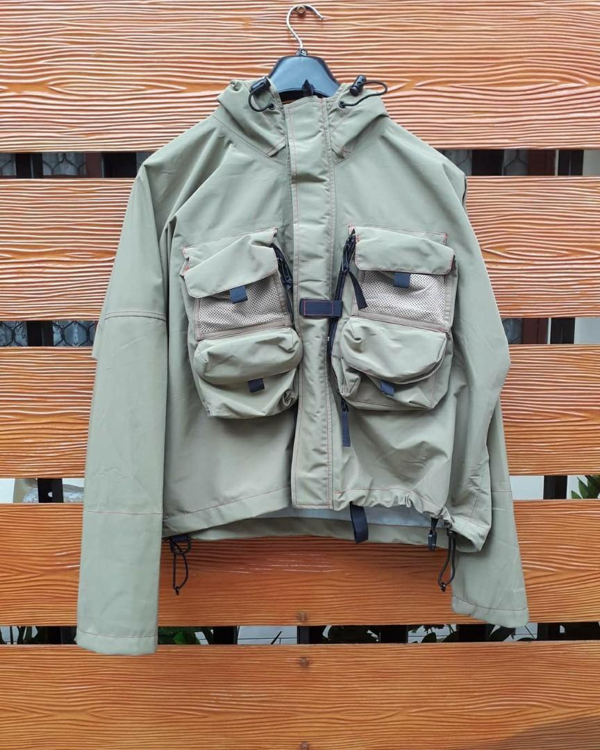 Vintage jaket Japan Style gore tex
