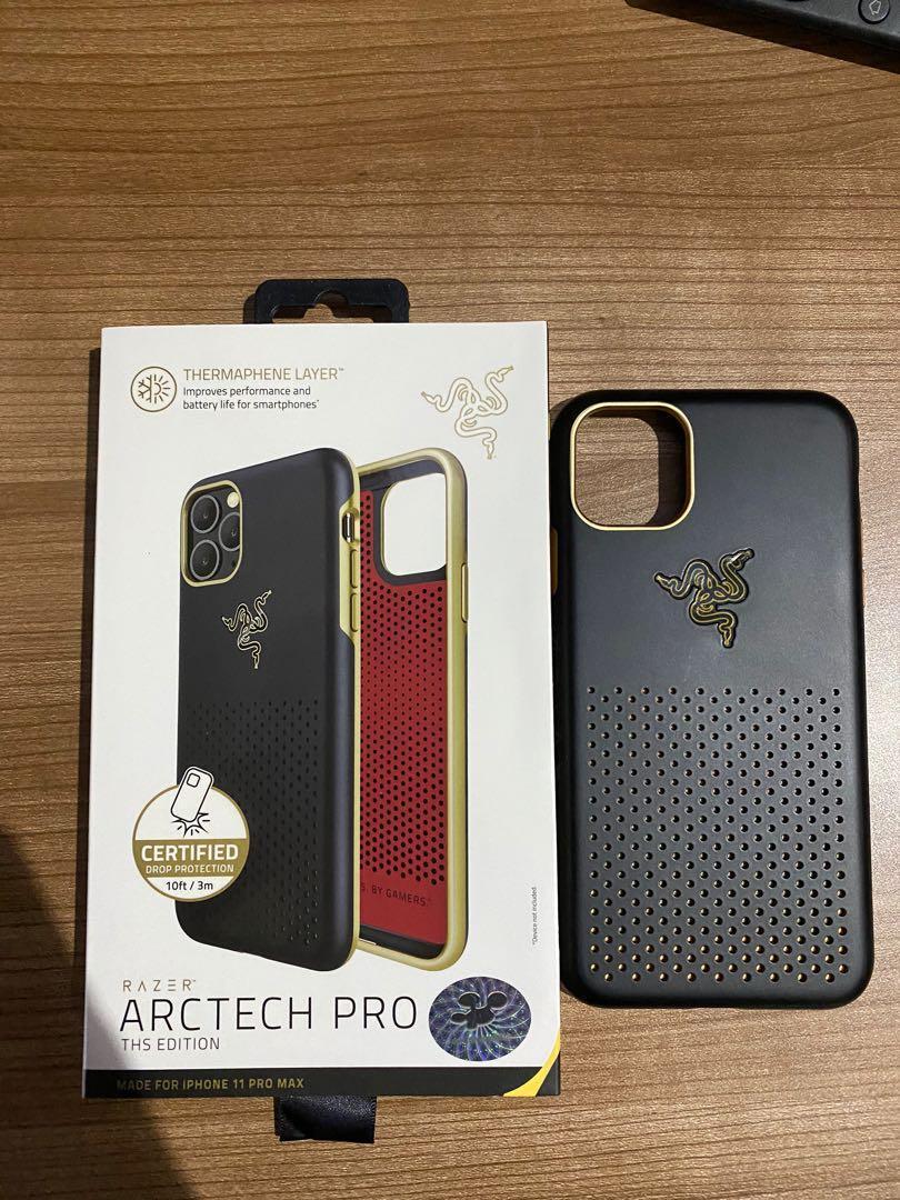 Wts Iphone 11 Pro Max Razer Arctech Pro THS Edition Original
