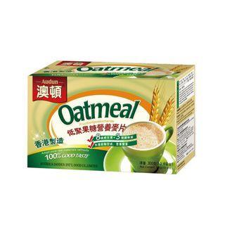 澳頓 低聚果糖營養麥片 30g x 10包  / 盒