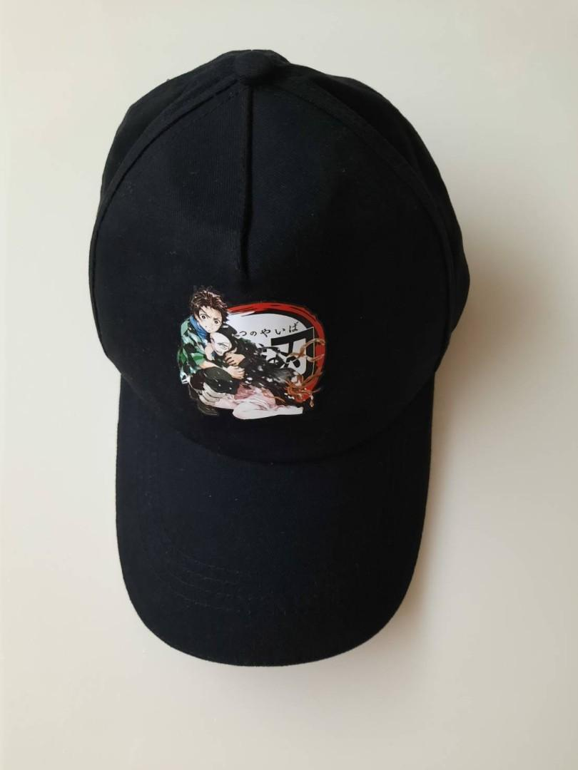 鬼滅之刃 棒球帽 全新 黑色