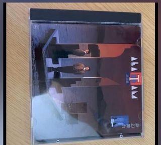 譚詠麟 藝海浮台 cd 舊版