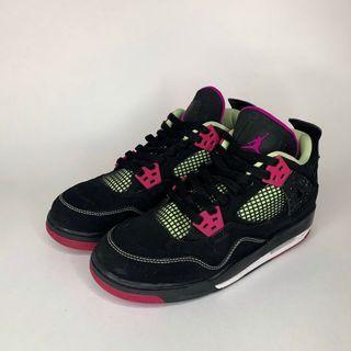 PRICE DROP 💟 Air Jordan 4 Retro GG 'Fuchsia' 30th Size 7.5Y.