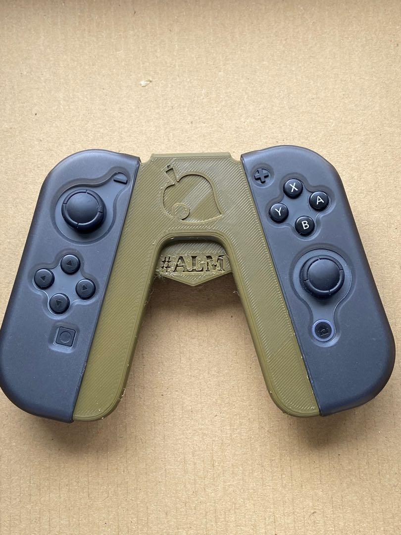 Animal Crossing Nintendo Switch 3D printed control holder