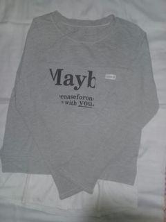 Baju Maybe