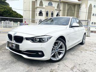 BMW 330e 2.0(A) 2016 PHEV CKD