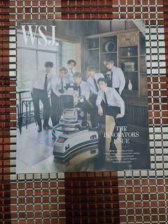 BTS WSJ Magazine Group Cover Edition