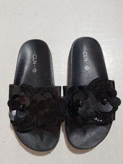 CLN Black Slip Ons