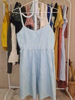 Denim Tanktop Dress