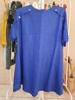 Dress biru persib