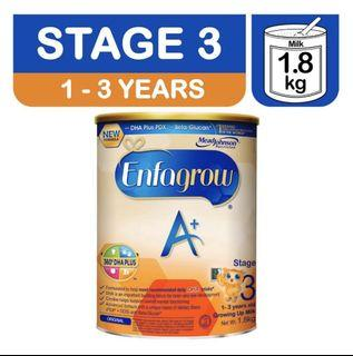 Enfagrow Free Delivery Stage 3