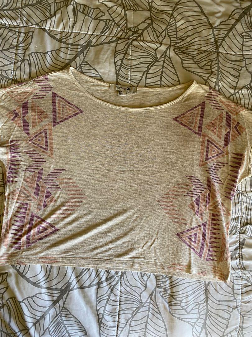 Forever21 box top