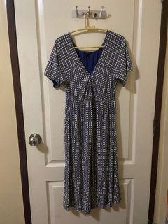 Gap Midi dress Cotton