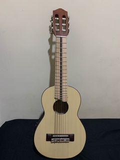 Guitarlele / gitar mini 6 senar akustik elektrik