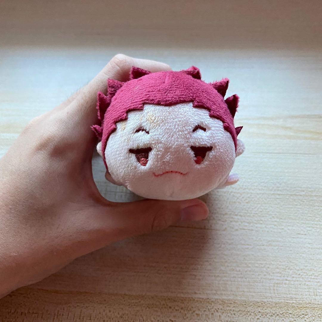 Haikyuu Mochi Mascot Tendou