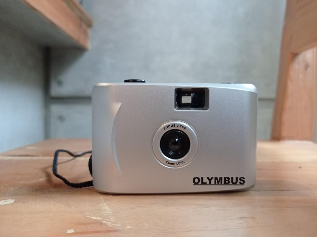 Kamera Poket Analog Olymbus C200