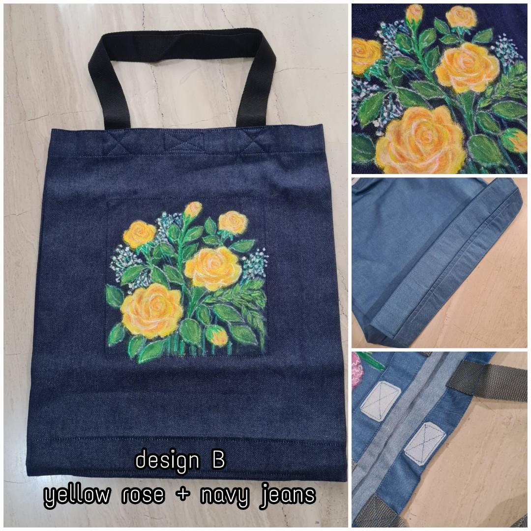 Limited B =handcrafted bag