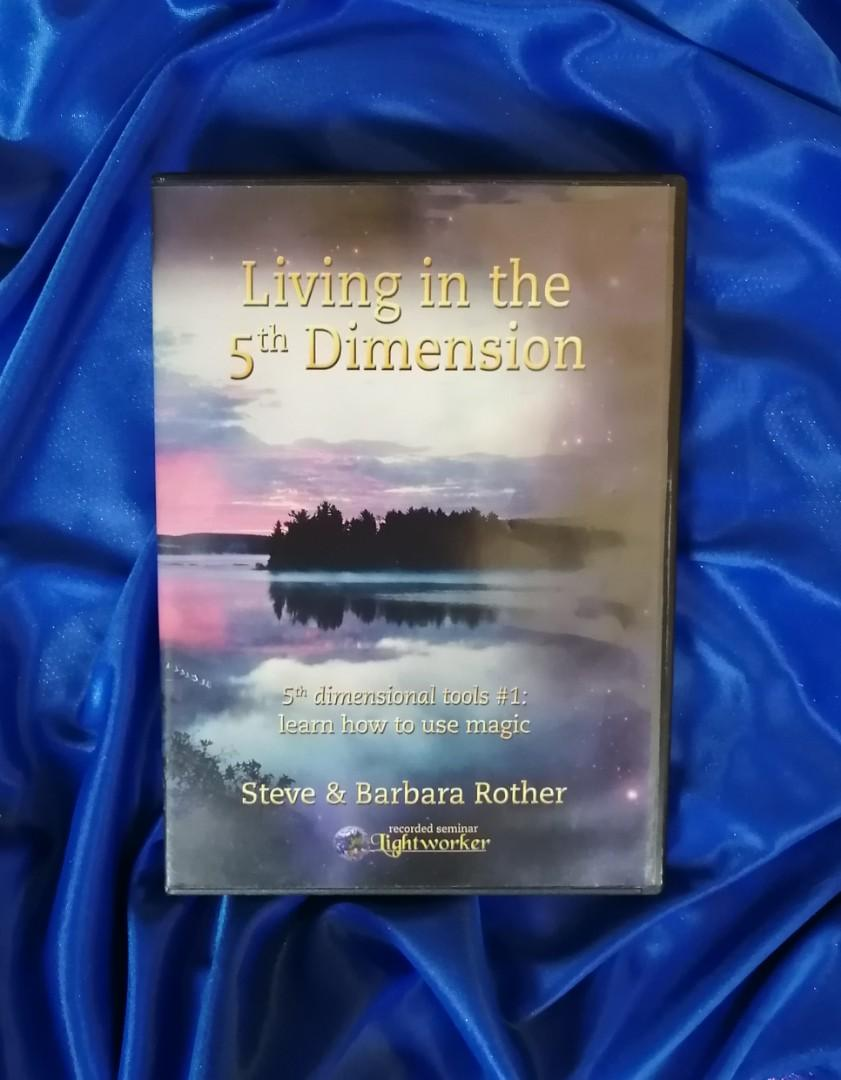 Living In The 5th Dimension DVD