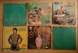 Piringan Hitam Vinyl Indonesia