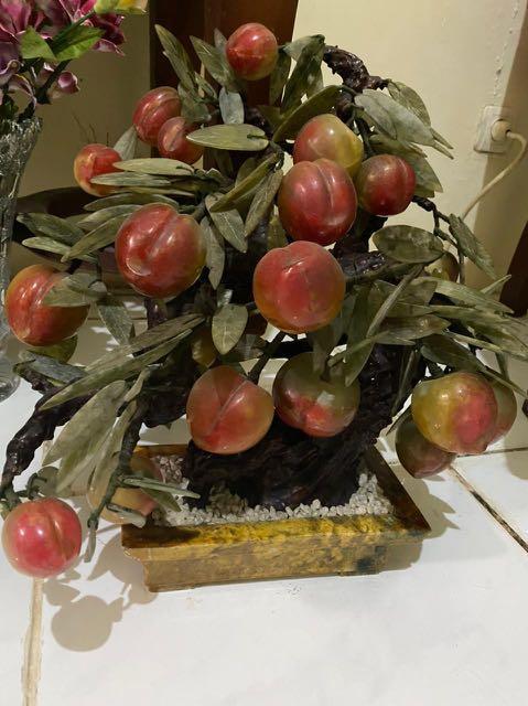 Pohon apel batu giok