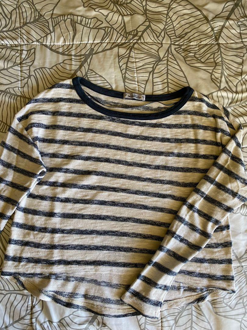 Pull&Bear long sleeve top