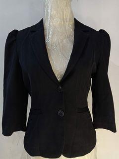 #salfeb The Executive Black Blazer / Outer / Outwear