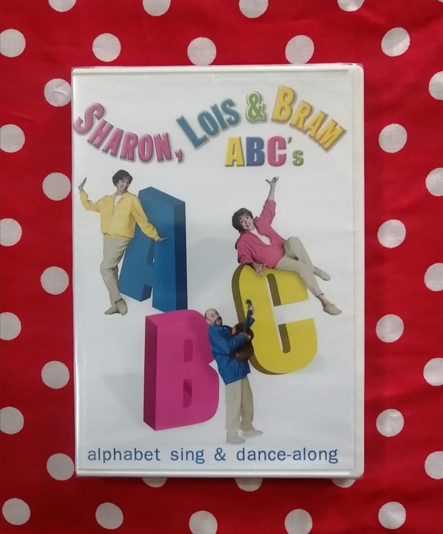 Sharon, Lois & Bram DVD