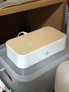 Wireless Charger with UV Sterilizer