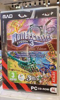 (RollerCoaster 3) 模擬樂園 3 PC Game