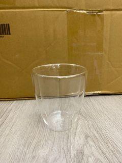 全新雙層玻璃杯