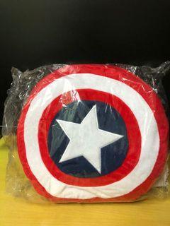 美國隊長盾牌 午安枕 圓形抱枕