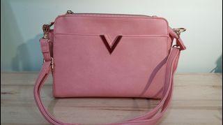 粉紅 單肩/斜背包