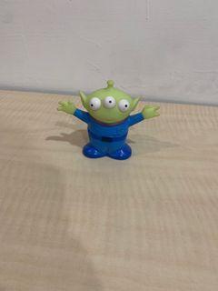 二手 漢堡王 Toy Story 玩具總動員 公仔 玩具 三眼怪