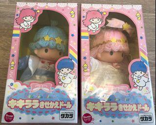 冷頭 Little Twin Star公仔little twins star little twin stars sanrio