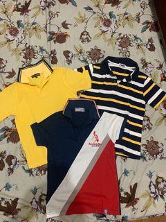 Assorted kids polo shirt