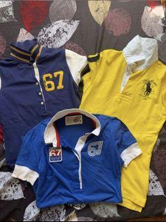 Assorted RL polo shirt for ladies