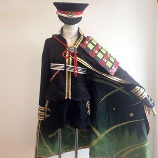 COSPLAY TOUKEN RANBU HOTARUMARU SET including Long-Sword