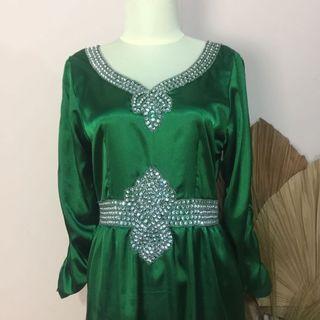 (No nego) Long Dress Pesta Payet
