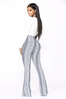 Fashion Nova wide leg pants