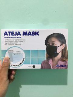 Masker ateja 3 ply